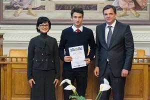 Усков_Вручення Президентської стипендії